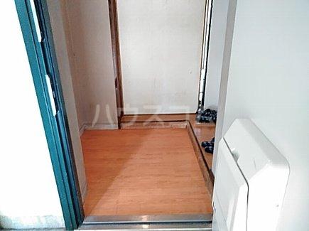 大森西住宅9号棟 103号室の玄関