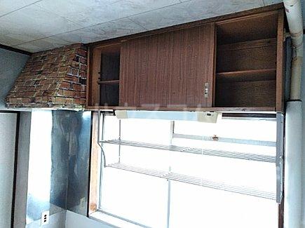 大森西住宅9号棟 103号室のキッチン