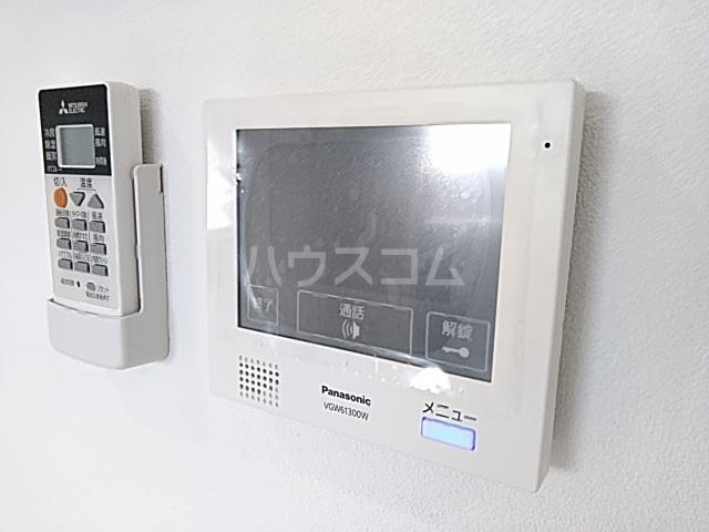 サンライズK 302号室のセキュリティ
