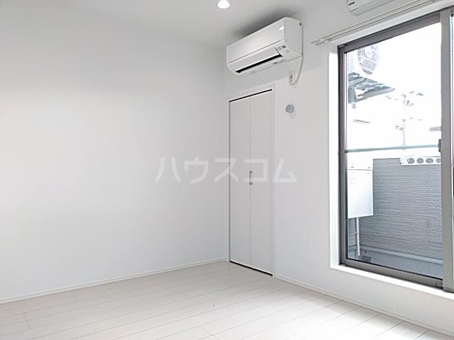 サンライズK 302号室のリビング