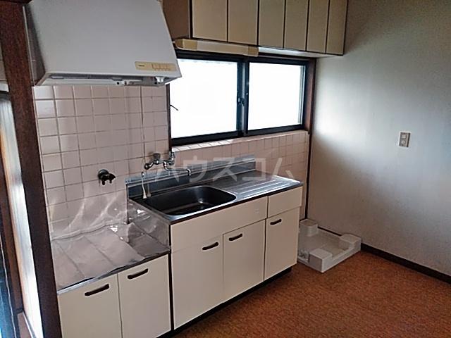 ルミエールホリショー 101号室のキッチン