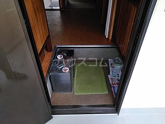 ルミエールホリショー 101号室の玄関