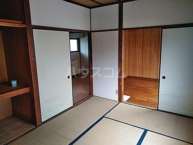 ルミエールホリショー 101号室の居室