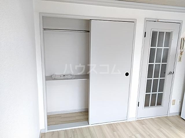 セーラ永森 205号室の収納