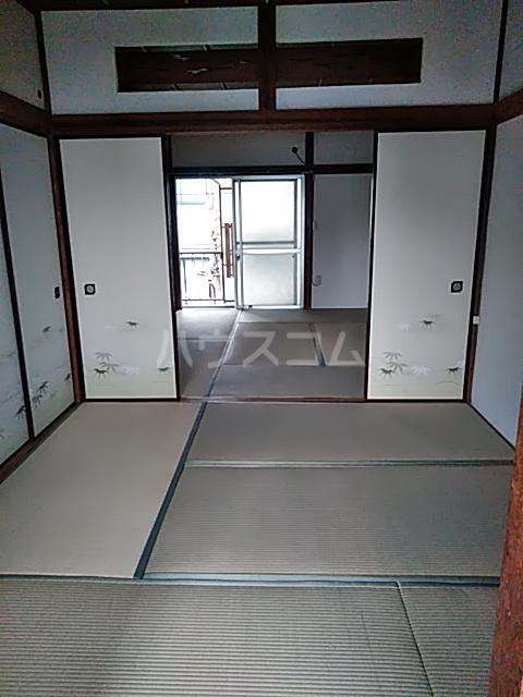 第一小川荘 10号室のリビング