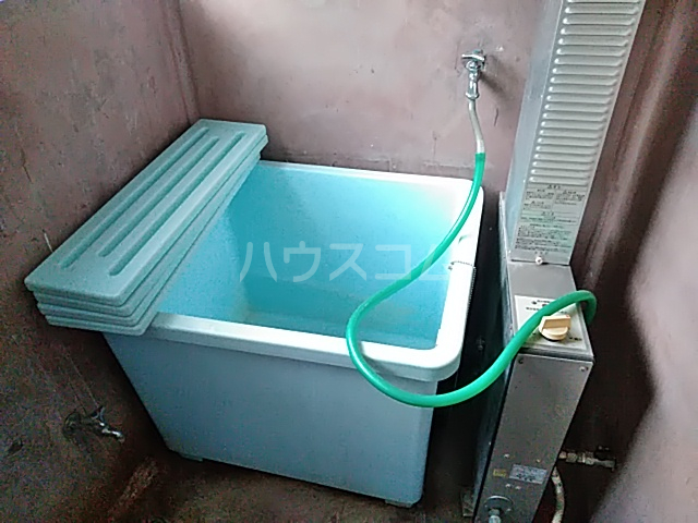 第一小川荘 10号室の風呂