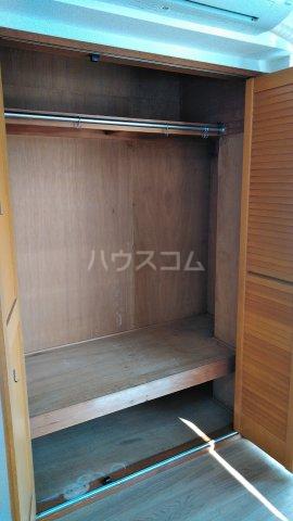 ロアール亀有 502号室の収納