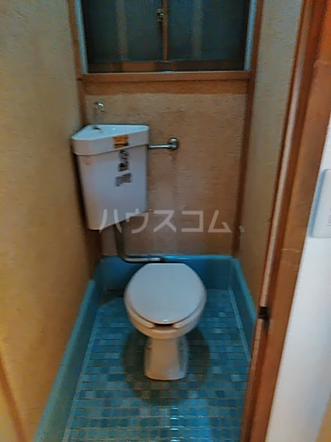 キングハイツ  202号室のトイレ