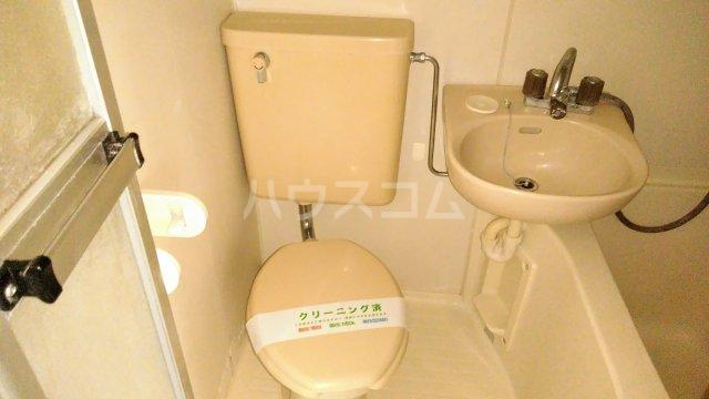 ジュノ 102号室のトイレ