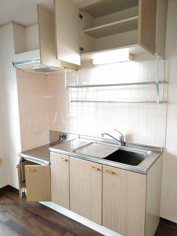 スターマンション 302号室のキッチン