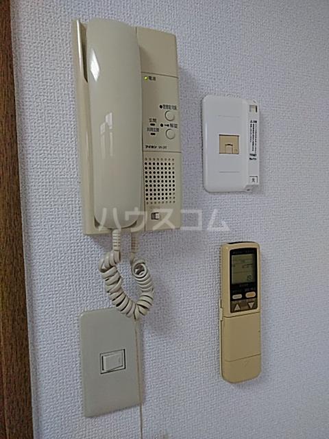クオリティライフ慶 102号室のセキュリティ