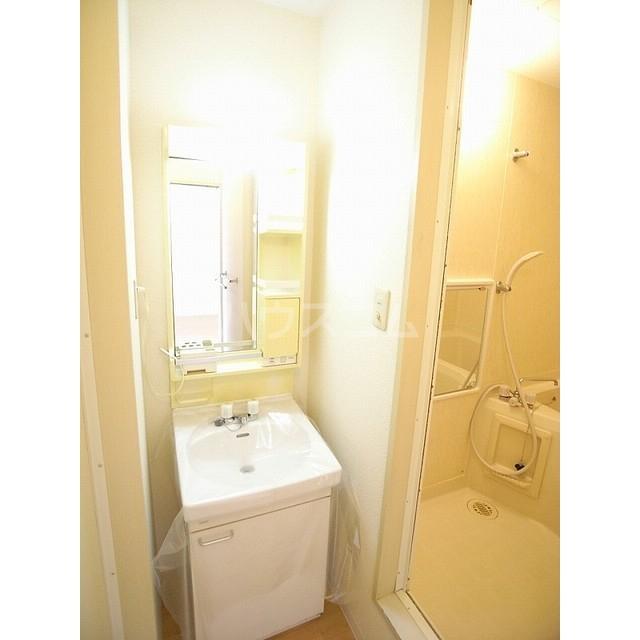 ベアーハイツ 102号室の洗面所