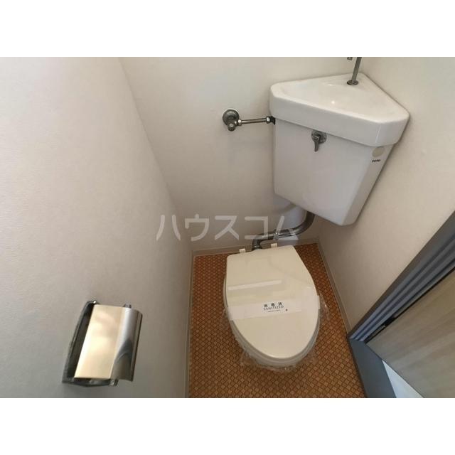 美鈴ハイツ 104号室のトイレ