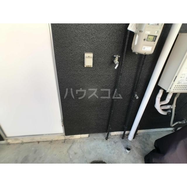 美鈴ハイツ 104号室の設備