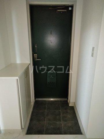 ハイム北浦和 302号室の玄関