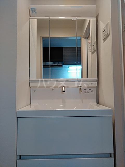 フェリシア浦和常盤 301号室の洗面所