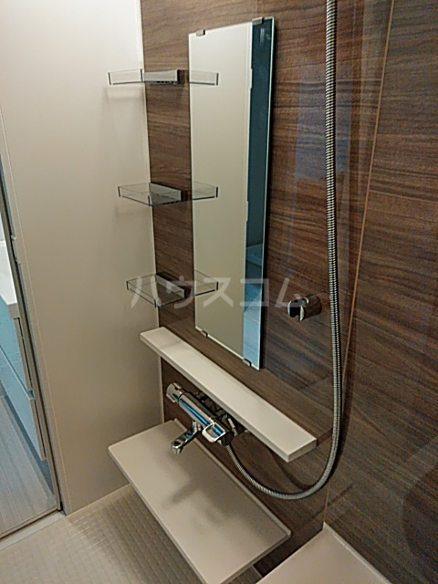 フェリシア浦和常盤 301号室の風呂