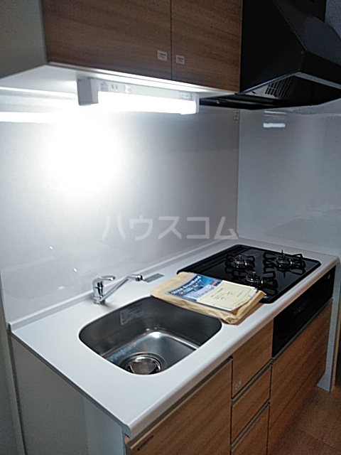 フェリシア浦和常盤 701号室のキッチン