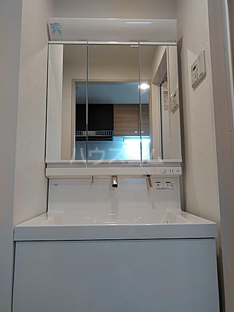 フェリシア浦和常盤 903号室の洗面所
