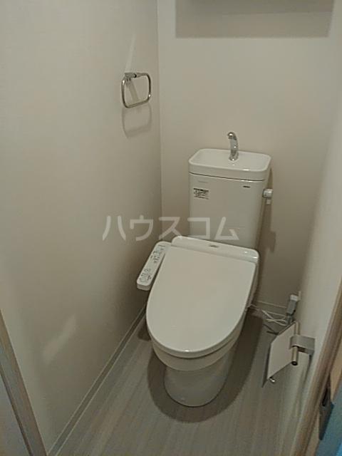 フェリシア浦和常盤 903号室のトイレ