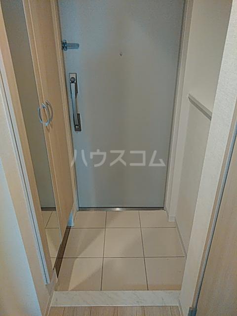 フェリシア浦和常盤 903号室の玄関