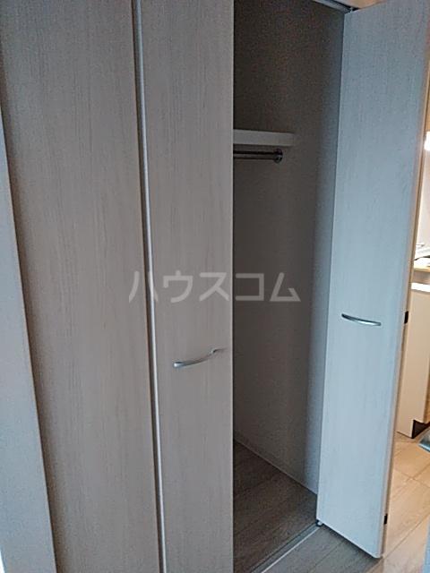 フェリシア浦和常盤 903号室の収納