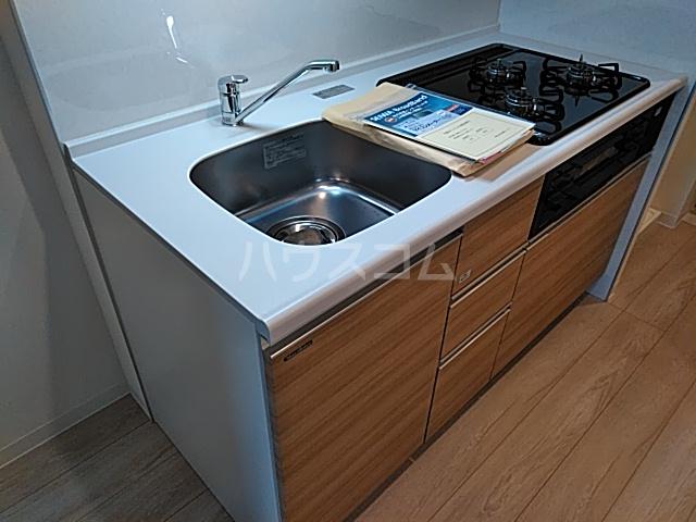 フェリシア浦和常盤 903号室のキッチン