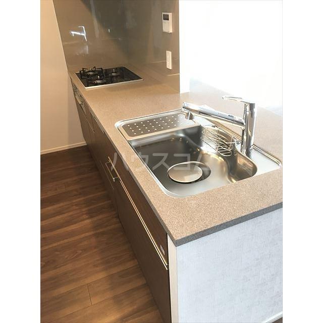 グランカーサ北浦和 605号室のキッチン