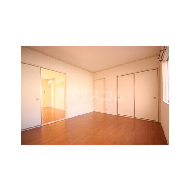 パークハイツ白鍬A 201号室のベッドルーム