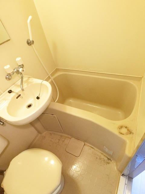 メゾン・ド・エソール 907号室の風呂