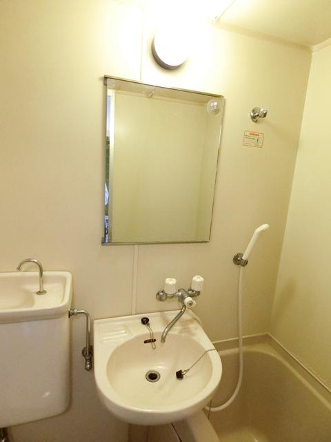 メゾン・ド・エソール 907号室の洗面所