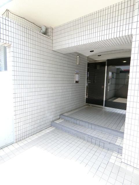 メゾン・ド・エソール 907号室のロビー