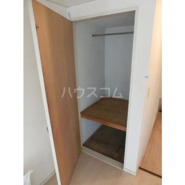 ウイング筥松 B105号室の収納
