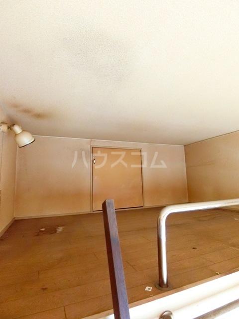 ウイング筥松 B105号室のベッドルーム