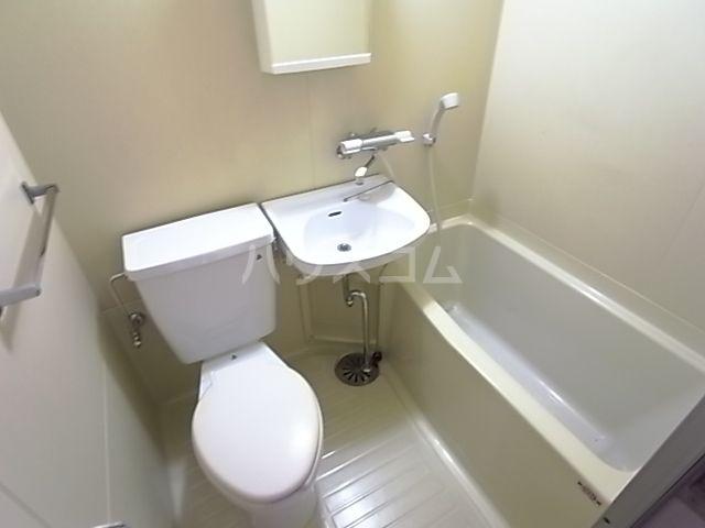コーポ昭南 107号室の風呂