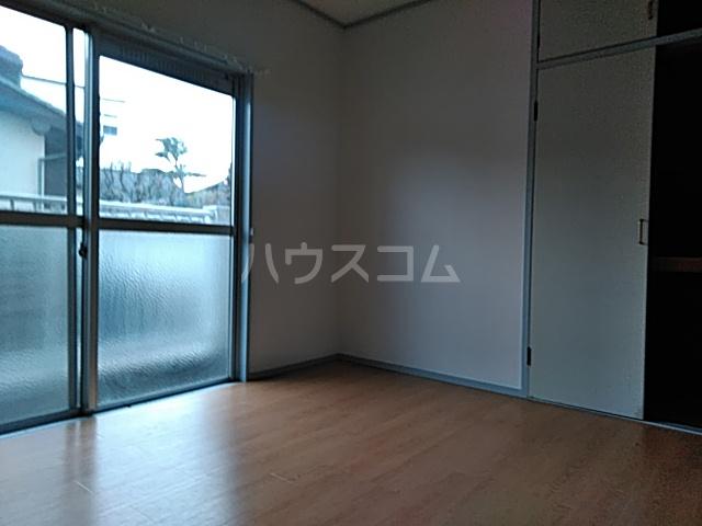 コーポみづほ 103号室のベッドルーム