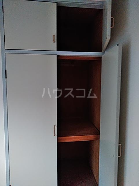 コーポみづほ 103号室の収納
