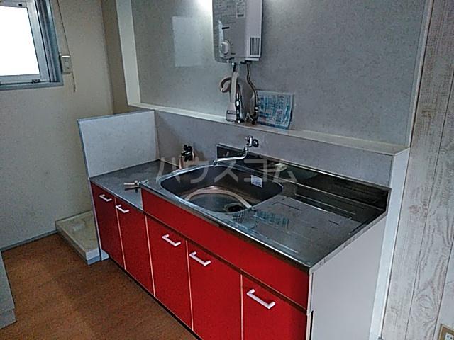 コーポみづほ 103号室のキッチン