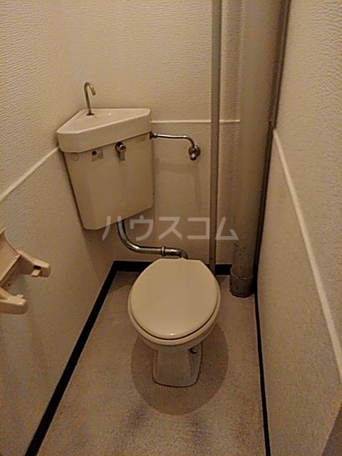 コーポみづほ 103号室のトイレ