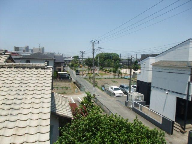 コーポ須玖 106号室の景色