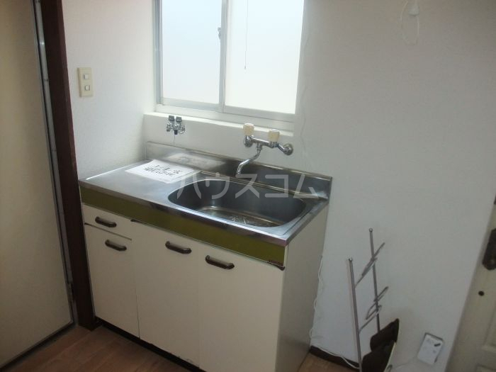 コーポ須玖 106号室のキッチン