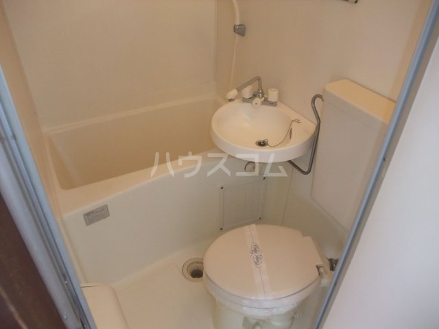 コーポ須玖 106号室の風呂