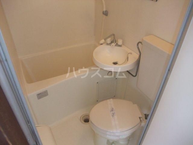 コーポ須玖 106号室の洗面所