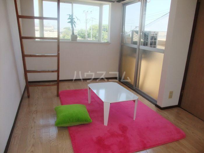 コーポ須玖 106号室のベッドルーム