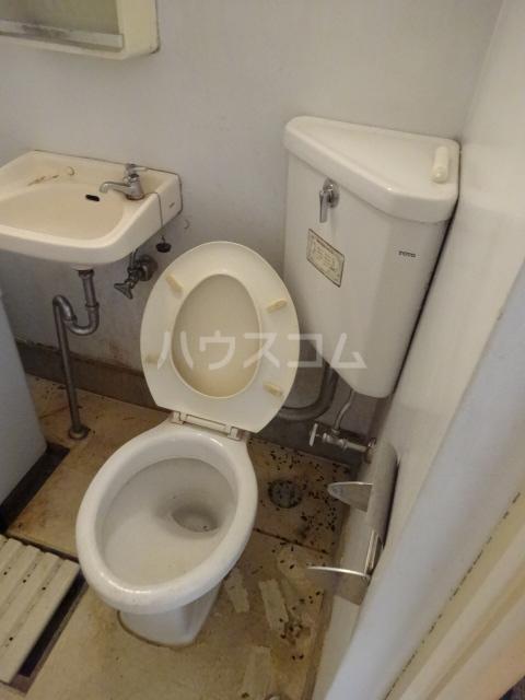 農協コーポⅡ 316号室のトイレ