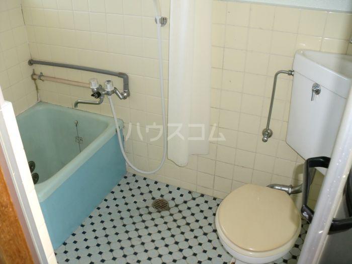 窪田ハイツ  201号室のトイレ