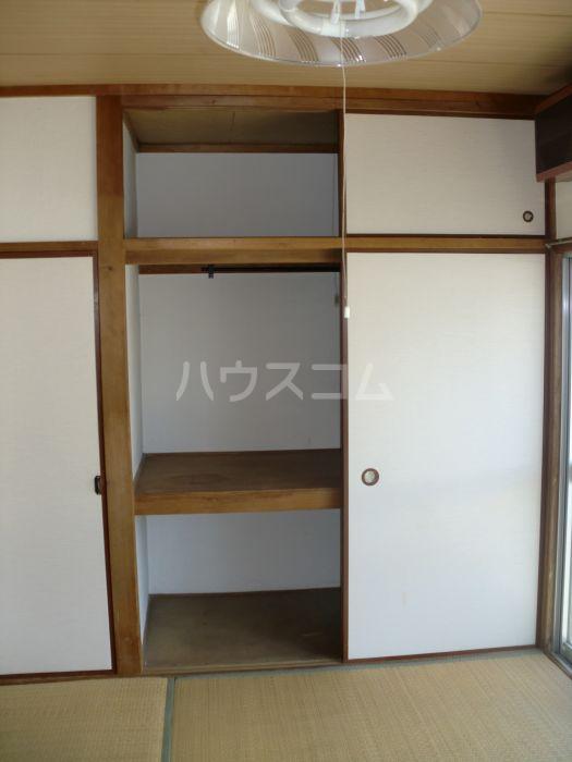 窪田ハイツ  201号室の収納
