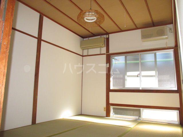 藤崎荘の居室