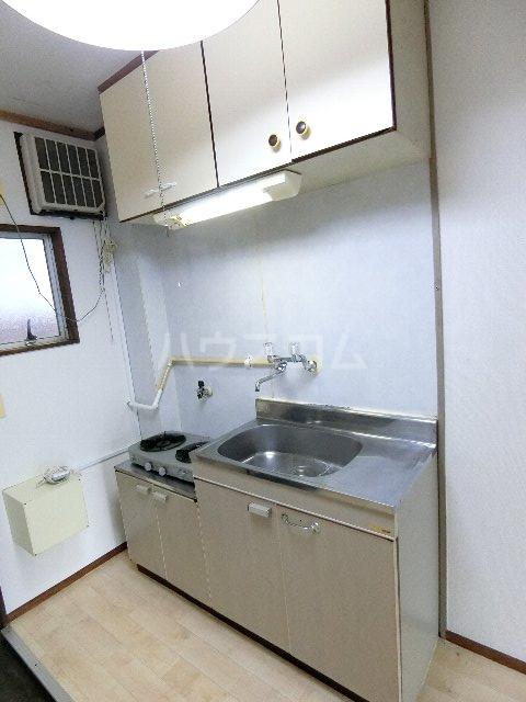 マルヤハイツ 307号室のキッチン