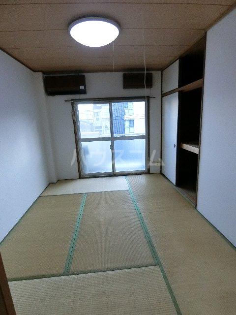 マルヤハイツ 307号室のベッドルーム